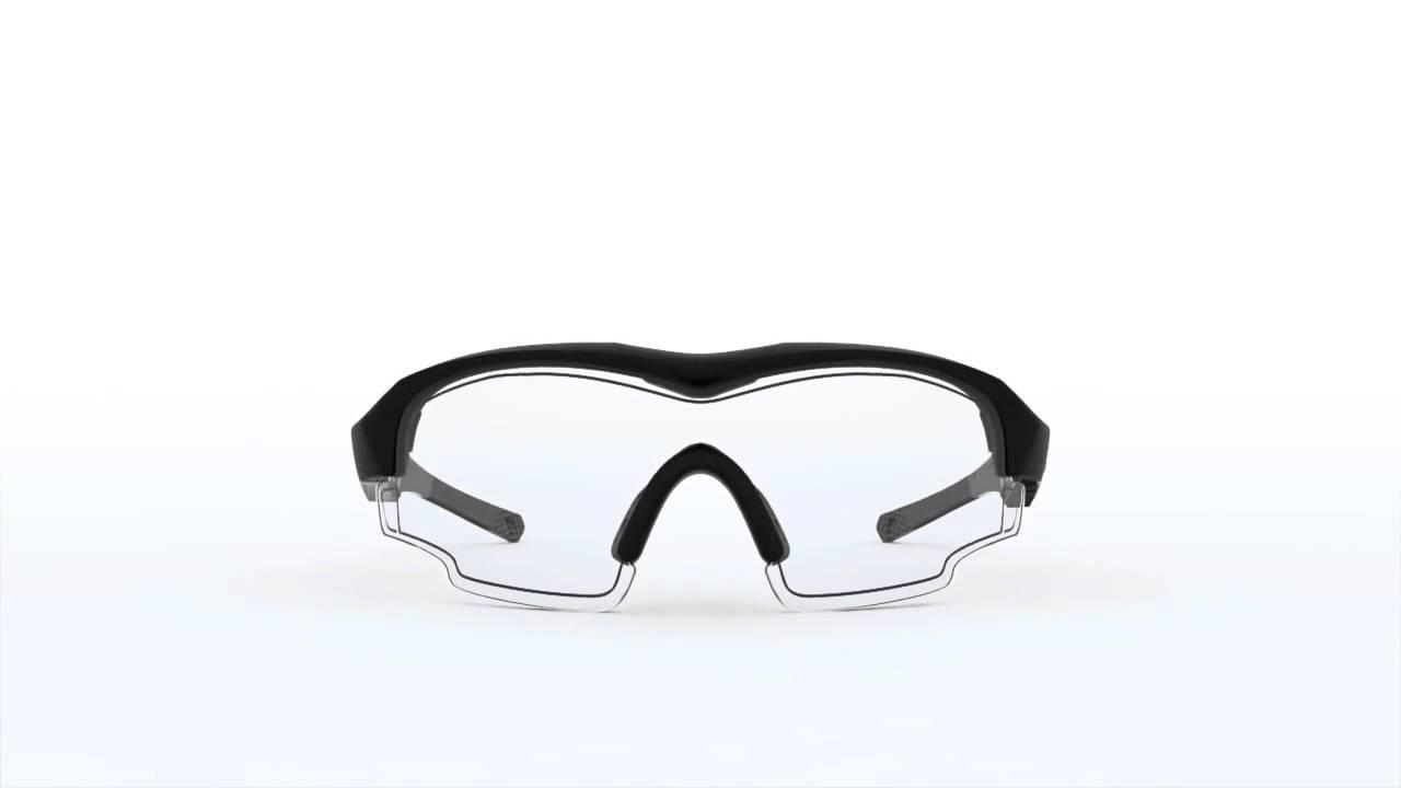 Gafas deportivas fotocromáticas UVEX Variotronic