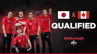 QUALIFIED SIX INVITATIONAL 2020 & PRO LEAGUE FINALS IN JAPAN !