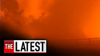Bushfires Grip Northern Nsw And South Queensland   7news