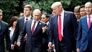 Trump Believes Vladimir Putin Over US Intel Agencies