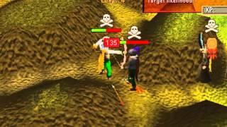 Runescape F2P Delaying - Pre EoC Memories | PK Vid #11 REUPLOAD | 2010-2011