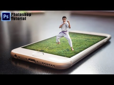 HOW TO MAKE 3D MANIPULATION | MAKE MEMORIES IN 3D | PHOTOSHOP TUTORIAL thumbnail