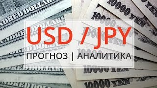 Аналитика по валютной паре Доллар и Японская Йена USDJPY на форексе