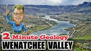 Wenatchee Washington - Ice Age Floods Geology