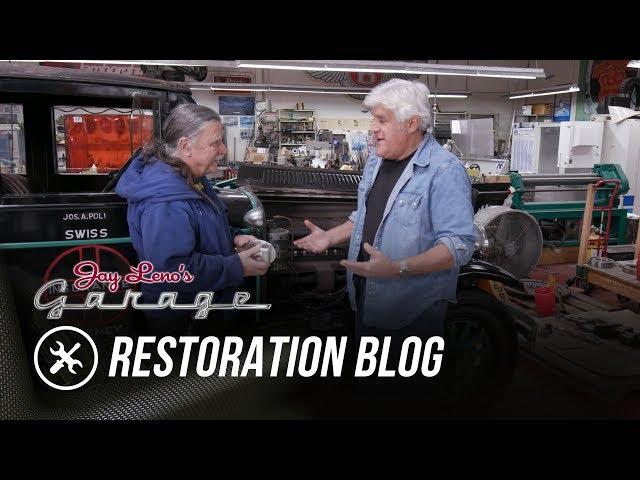 Restoration Blog: March 2019 - Jay Leno's Garage