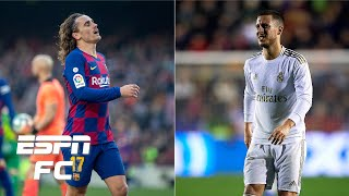 Is Barcelona's Antoine Griezmann or Real Madrid's Eden Hazard the bigger bust? | Extra Time