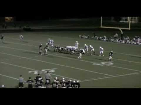 Jacob Parrott Lovejoy Middle School Football Highlights ONE