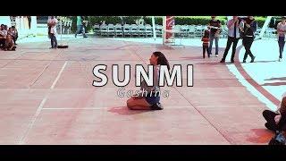 Video SUNMI - Gashina || Dance cover by Karen Ramírez || Antares 2017 [Cat.Ind Domingo] download MP3, 3GP, MP4, WEBM, AVI, FLV April 2018