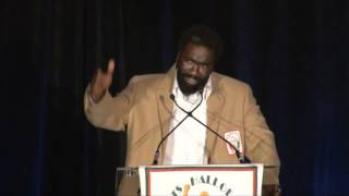 Ed Reed - 2012 UM Sports Hall of Fame Induction Speech