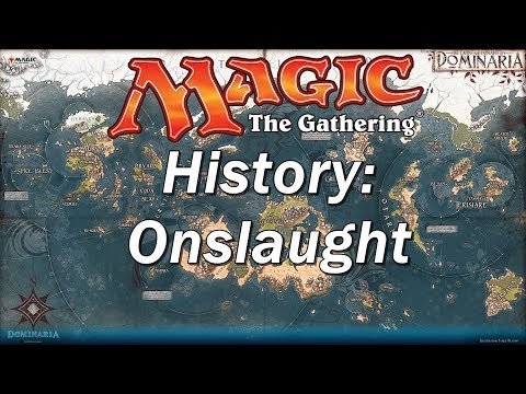 The History of Magic the Gathering | Onslaught, Tribal Prowe