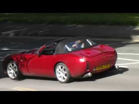 Tvr Tuscan 2006 Youtube