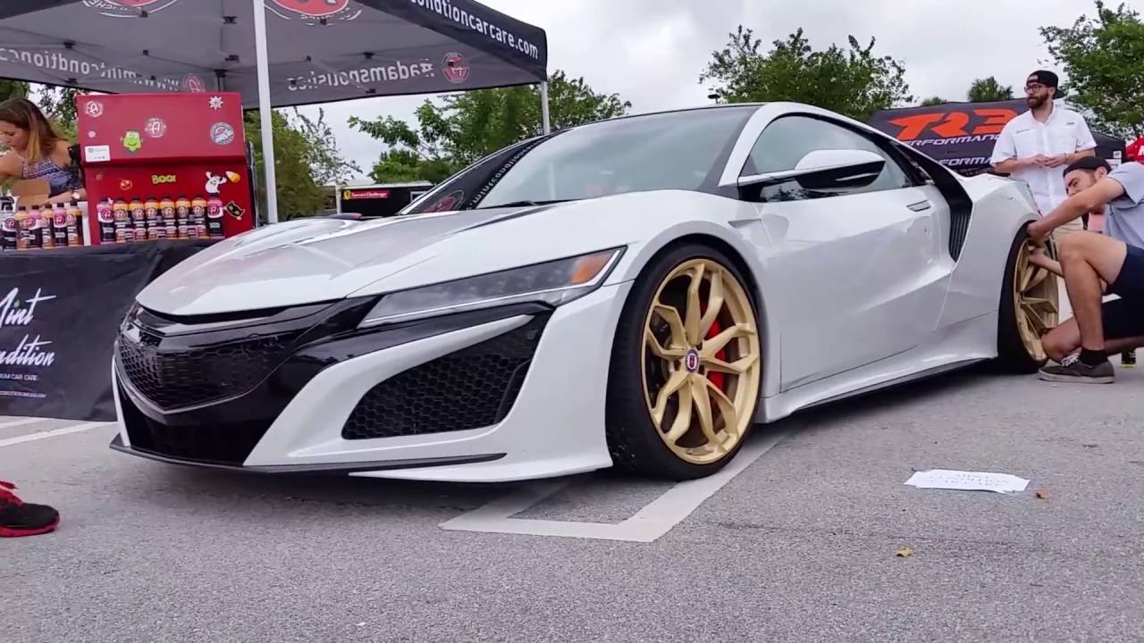 cars and coffee west palm beach 10 30 16 2017 nsx youtube. Black Bedroom Furniture Sets. Home Design Ideas