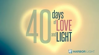 40 Days of Love and Light 2015 Part 2- Prayer (Pastor Mary Inman)