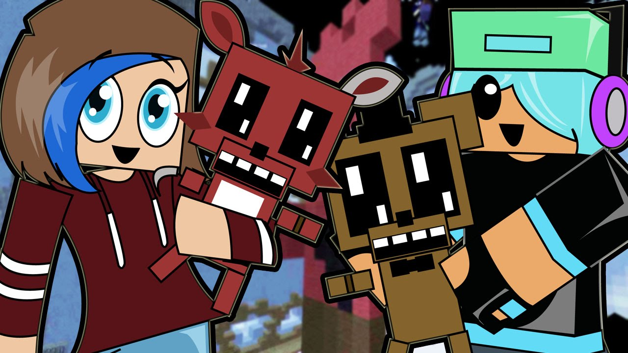 Five Nights At Freddy S Minecraft Build
