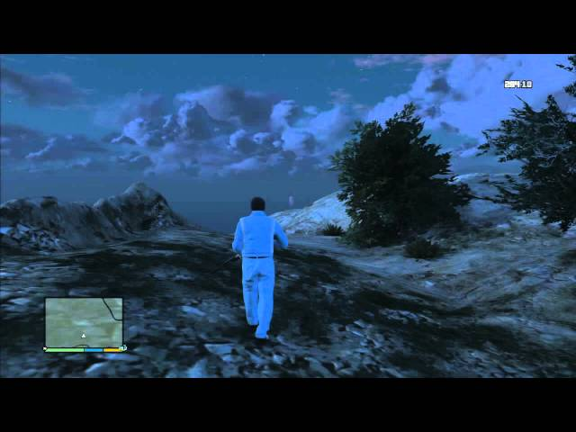 GTA V: Fantasma | Easter Egg Travel Video