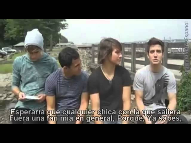 Entrevista A Big Time Rush _Muy Divertida Videos De Viajes