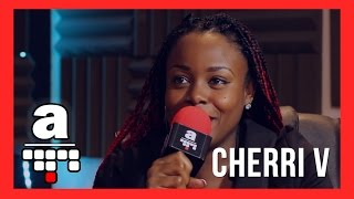 Cherri V Talks Doing EDM, Her EP & New Dora Martin Project | #AfterSessions