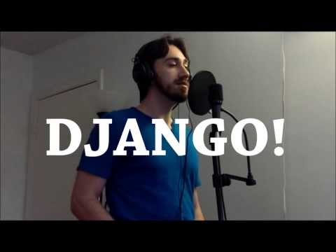 Django (Luis Bacalov) - cover by James Liddle