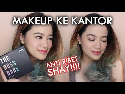 MAKEOVER The Boss Babe Palette Review | Makeup Ke Kantor & Kampus