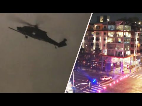 Los Angeles Attack? Military Drill Sparks Panic