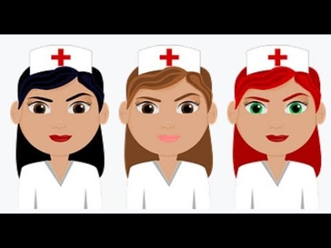 How did three nurses become medical students and WHY?