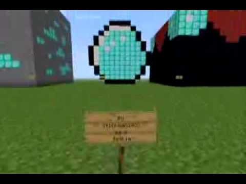 minecraft how to make a enchantment table 1.8