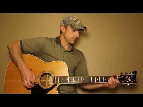 Bed Of Roses - Bon Jovi (Acoustic Version) Guitar Lesson | Tutorial