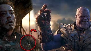 I Bet You Never Noticed These 2 Details From Avengers: Endgame