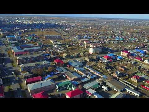 Не большой облёт по городу (Мариинск) Поликлиника
