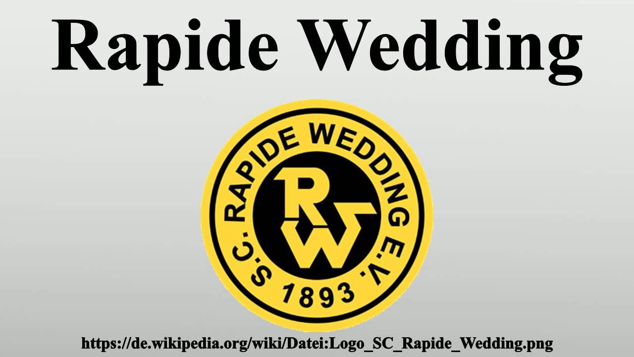 Rapide Wedding