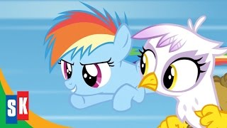 My Little Pony Friendship Is Magic Games Ponies Play 5 5 Gilda And Rainbow Dash Were Friends