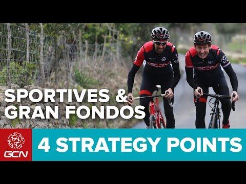 4 Key Strategy Points for Sportives & Gran Fondos