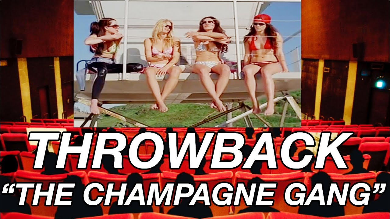 """Download """"The Champagne Gang"""" Throwback Thursday"""