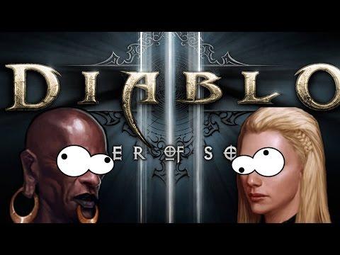 Diablo 3 - Co-op - feat. Honkanen - Act I - 001