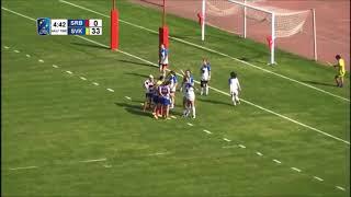 2016 Rugby Europe 7s Conference 1 Womens Sarajevo Serbia Slovakia