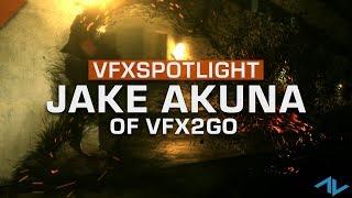 VFX Spotlight: Interview with Jake Akuna, Founder/VFX Supervisor of VFX2GO