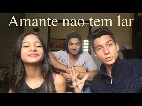 Amante Nao Tem Lar  -  Marilia Mendonça - por Vitória e Victor Hugo