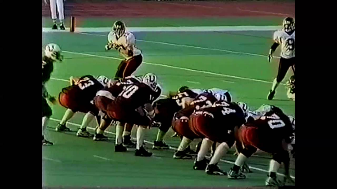 Peter Regnier's Union Football 2001