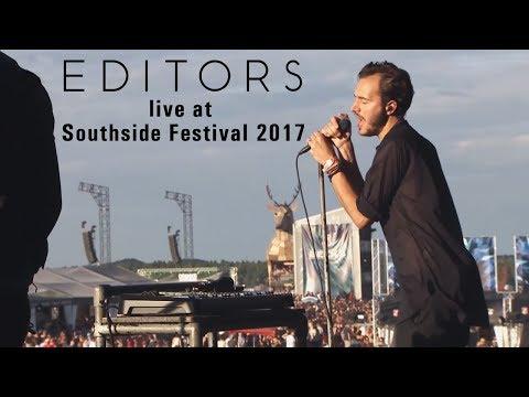 Editors Southside Festival 2017 HD *New Songs*