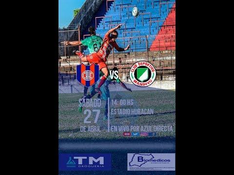 Huracan C. vs Mandiyu en vivo Por la Liga Correntina de Futbol
