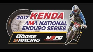 NEPG Alligator Enduro 2017 Section 2