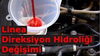 Fiat Linea Direksiyon Hidroliği Değişimi