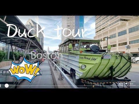 2019 Boston Duck Tour