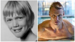Дольф Лундгрен - фото в детстве, юности и сейчас