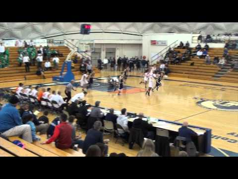 Vincentian Academy's Jamison Nee Stealing Highlights