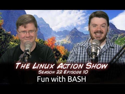 Fun With Bash | LAS | S22e10