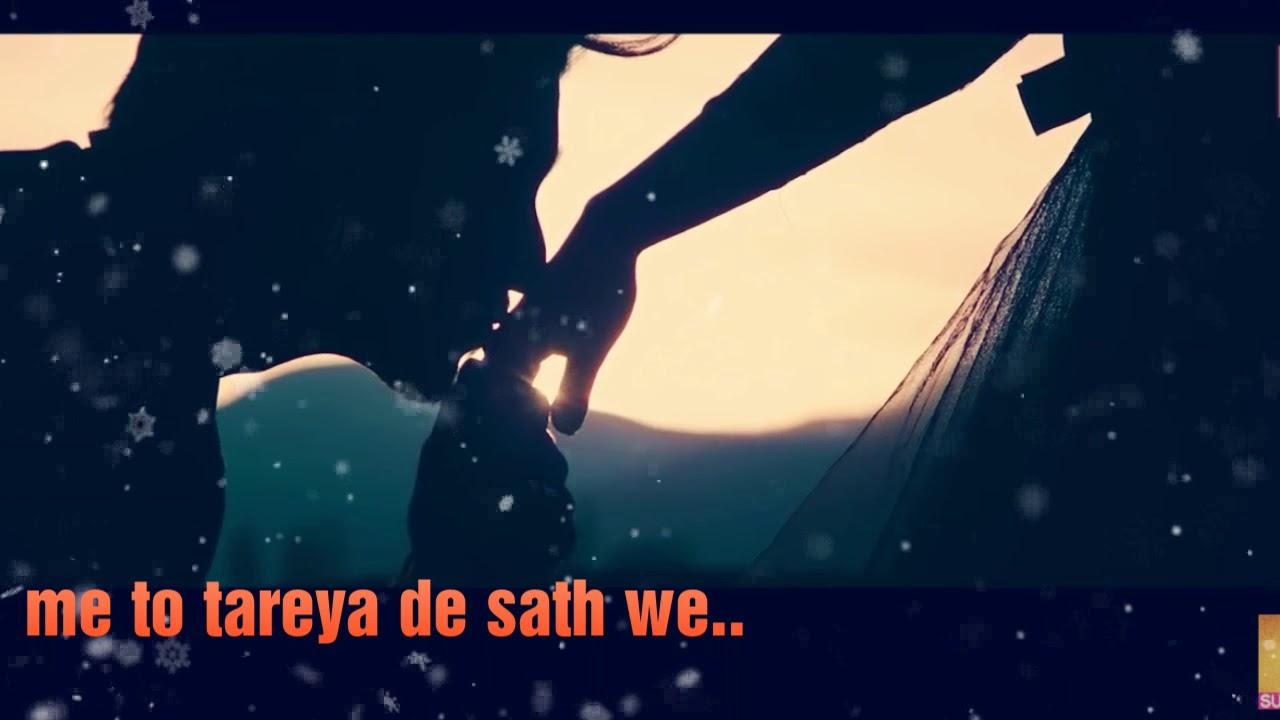 Chan Kitthan Ayushmann new video song with lyrics WhatsApp status song || chan kithan guzari raat ve