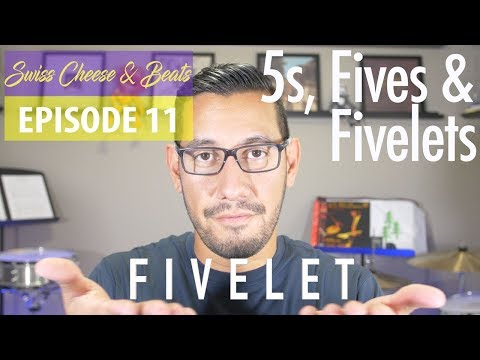How to Play Fivelets | Fivelet Grid | Swiss Cheese & Beats - Ep. 11