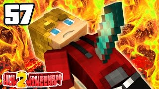 "Minecraft: How 2 Minecraft! (Season Two) ""For Crying out LOUD!"" Episode 57 (Minecraft 1.8 SMP)"