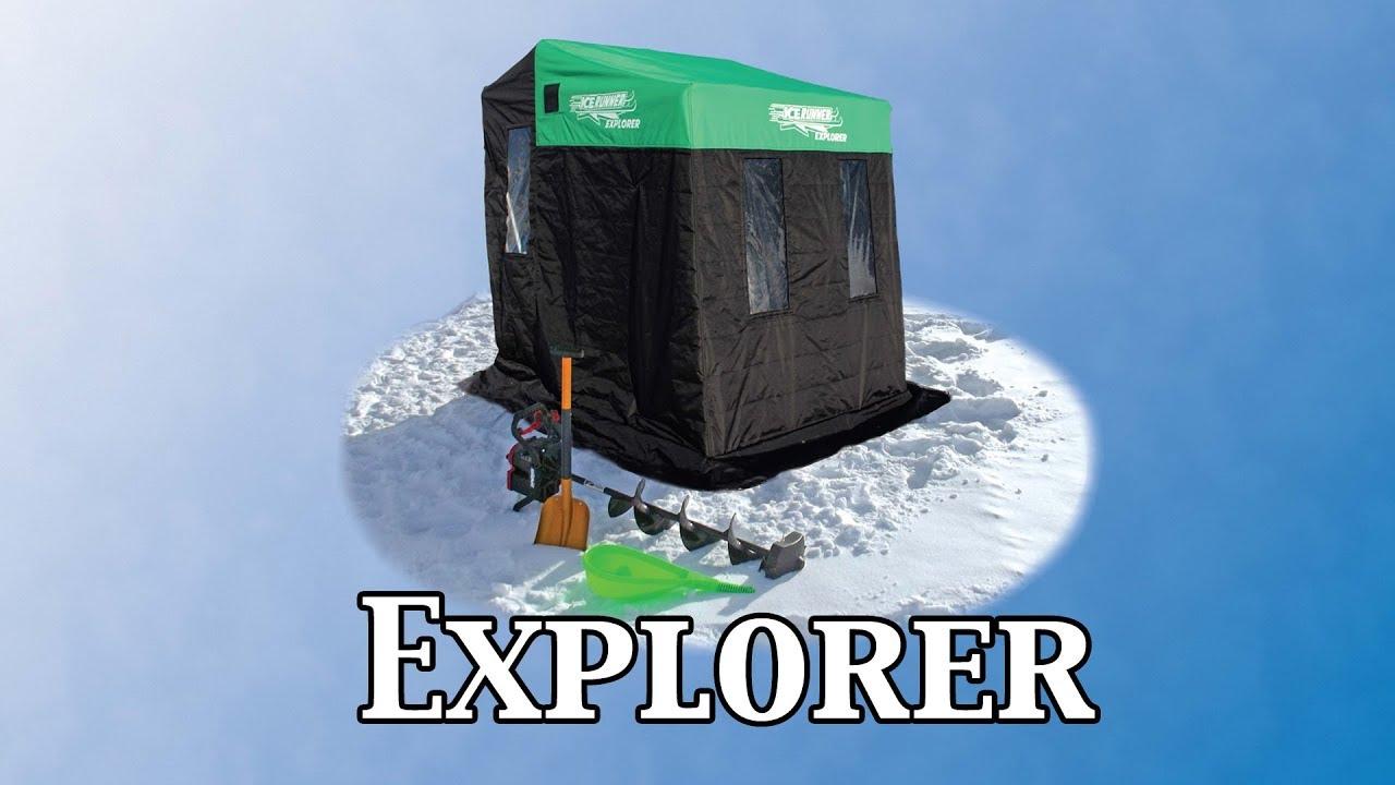 Ice House Explorer